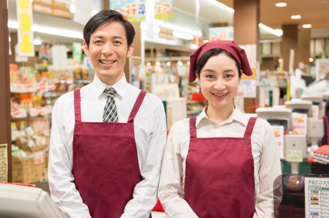 スーパーマーケット《レジ打ち》スタッフ@恵比寿駅2分♪